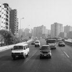 Egypti – Kairo kaduilta, ikkunoista ja parvekkeelta