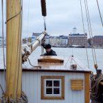 Syyspurjehdus – Lähtö Helsingistä
